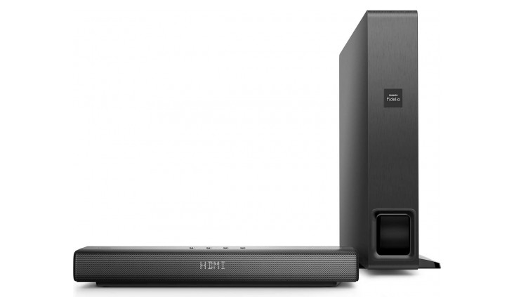 Test Philips Fidelio B1 Soundbar