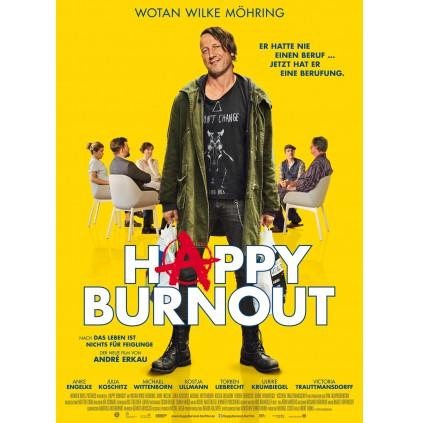 Happy Burnout in der Kinoritik