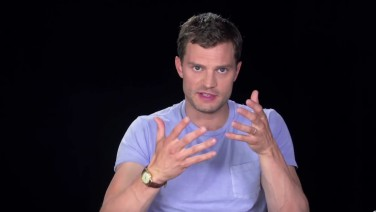 Clip aus den Fifty Shades Blu-ray Extras