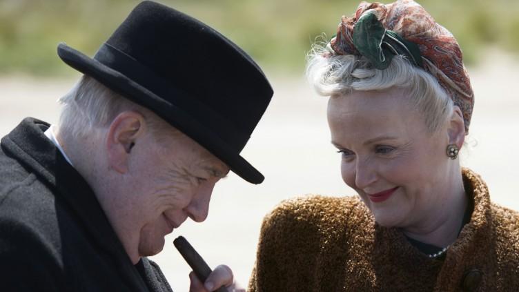 Churchill in der Kinokritik