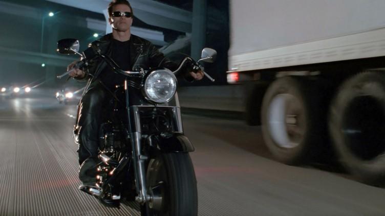 Terminator: Judgment Day im 3D Blu-raytest