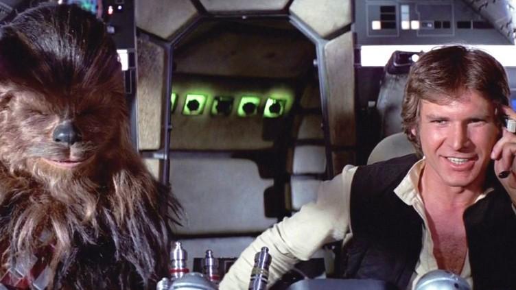 It saw out wie Tatooine!