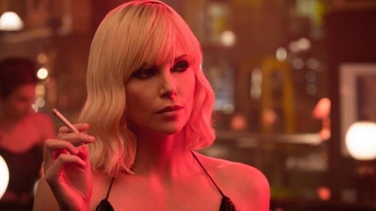 Atomic Blonde auf Blu-ray und der Teufel ist los